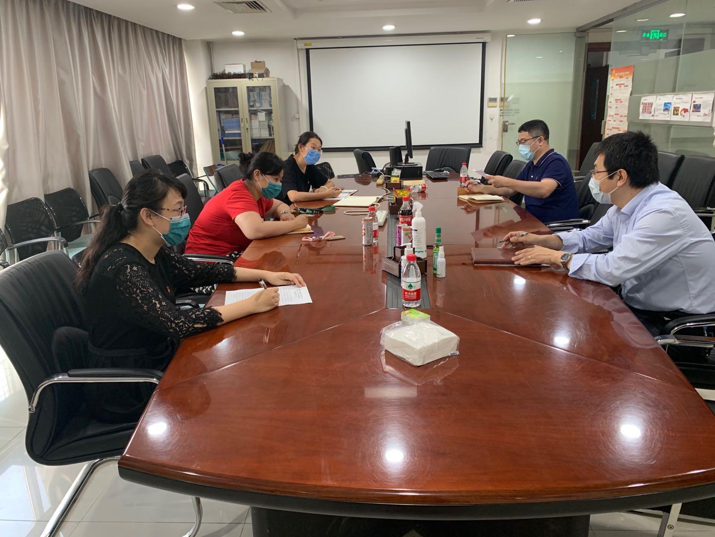 北京市疾控中心传地所、全球办联合党支部持续加强党建工作、守护人民健康