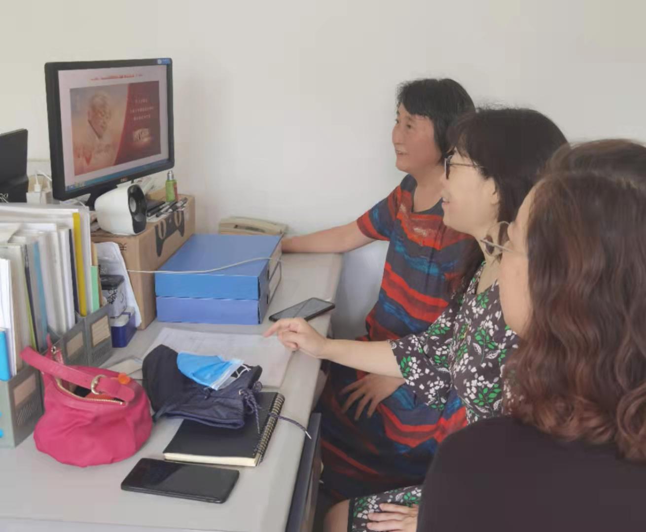 北京市疾控中心质管办党支部组织全体党员观看时代楷模─李桓英 中国科学网www.minimouse.com.cn